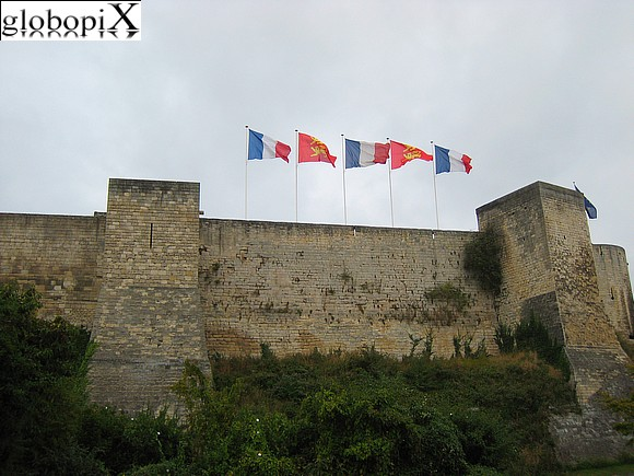 Normandy Tour - Castello di Caen