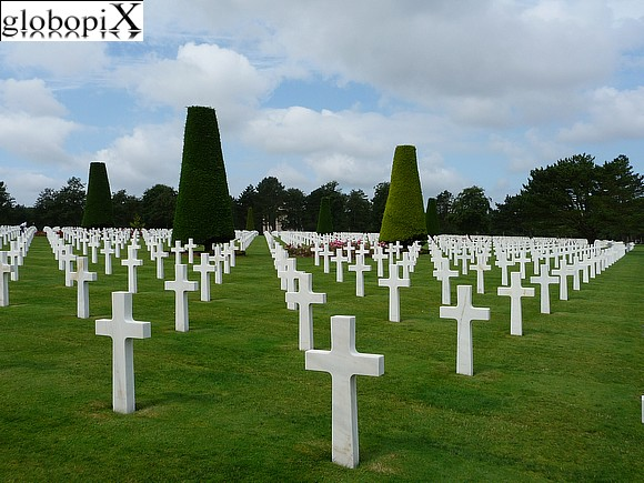 Normandy Tour - Cimitero militare US