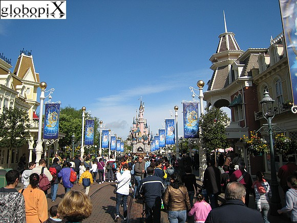 Disneyland Paris - Disneyland Parigi