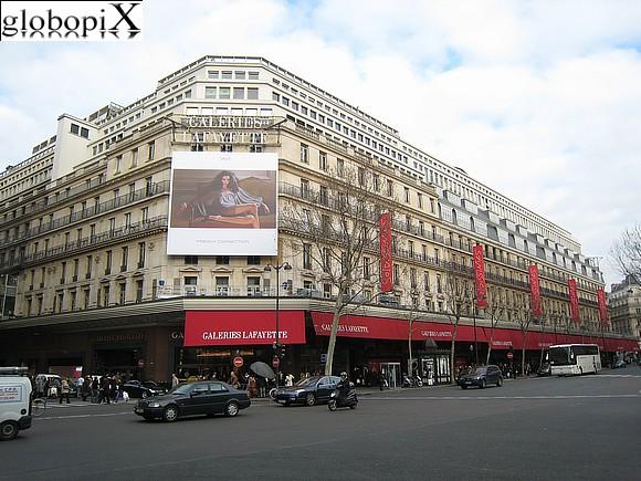 Art Hotel Lafayette Parigi