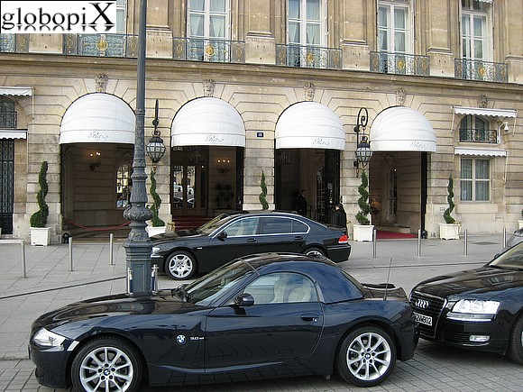 Paris - Hotel Ritz