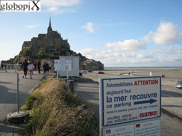 Tour Normandia - Mont-Saint-Michel