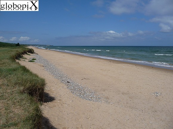 Tour Normandia - Spiaggia di Omaha Beach