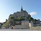 Photo: Mont-Saint-Michel