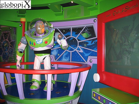 Disneyland Paris - Toy Story