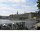 Photo: Alster Lake