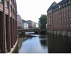 Photo: Speicherstadt