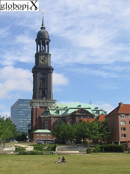 campanile di St. Michaelis
