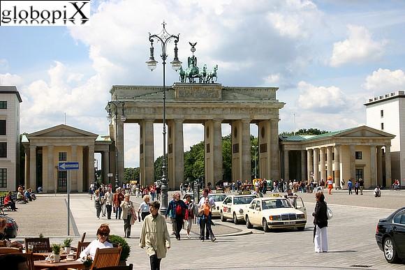 Gratis a Berlino Porta di Brandeburgo