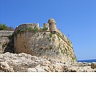 Photo: Fortezza di Rethimno