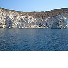 Photo: White Beach a Santorini