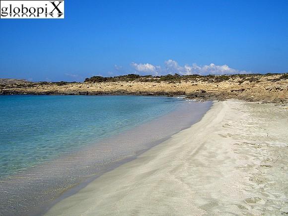 Spiaggia Diakofti