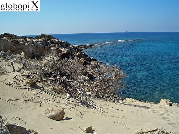 spiaggia diakoftis