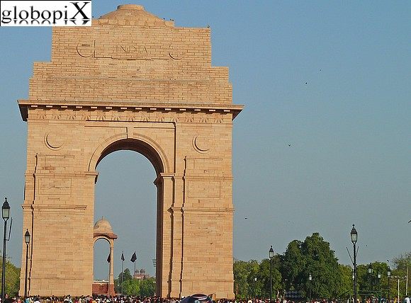 Delhi - Gate of India