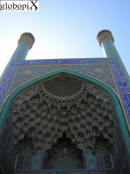 Tour dell'Iran - Mausoleo dell'Iman a Isfahan