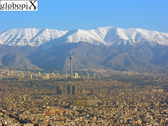 Tour dell'Iran - Tehran