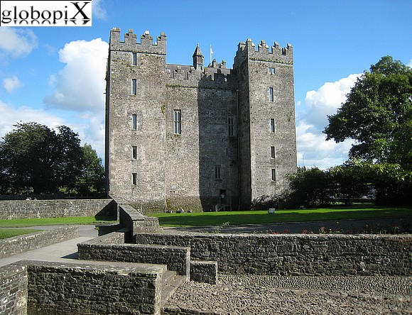 Tour Irlanda - Bunratty Castle