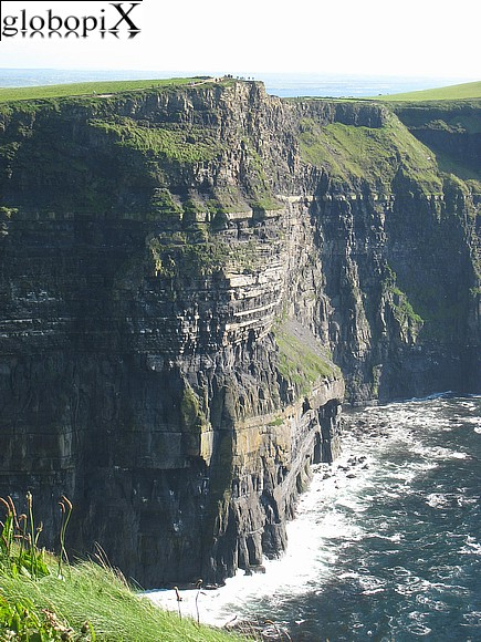 Tour Irlanda - Cliff of Moher