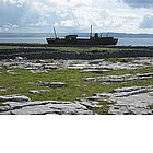 Foto: Relitto a Inisheer