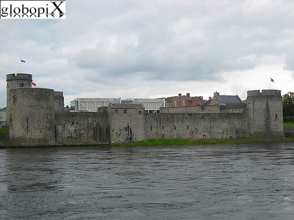 Tour Irlanda - King John Castle