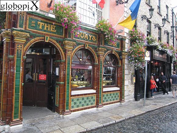 foto dublino  pub a dublino