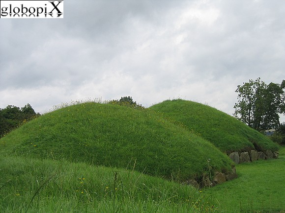 Tour Irlanda - Tumulo di Knowth