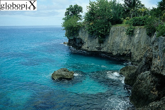 Negril - Scogliere del West End