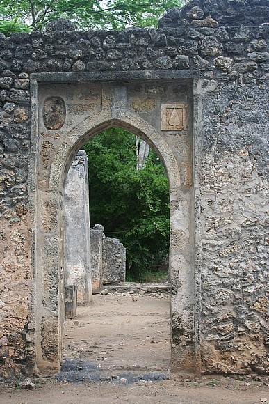 Le rovine dell'antica città di Gede Gedeewatamu_KN02GE003