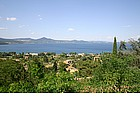 Photo: Panorama del Lago di Bracciano