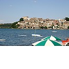 Photo: Panoramique view of Anguillara