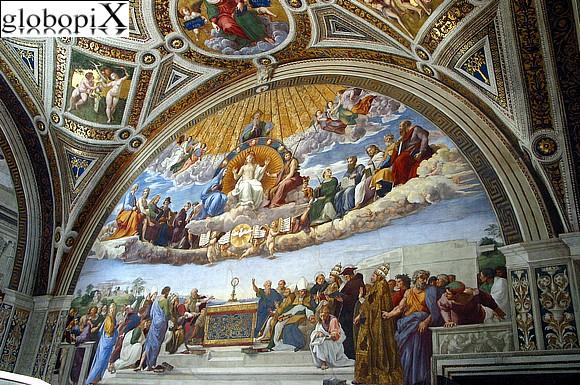 Museo Del Vaticano.Foto Citta Del Vaticano Musei Vaticani 10 Globopix