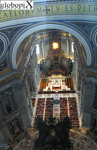 Vatican City - Saint Peter's Basilica