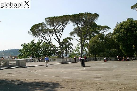 Foto Roma Terrazza Del Pincio A Roma 2 Globopix