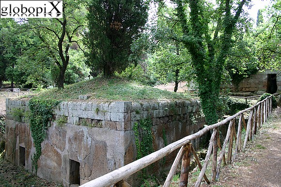 Cerveteri - The dice