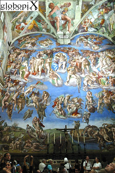 Vatican City - The Sistine Chapel