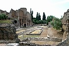 Photo: Ninfeo Stadio - Villa Adriana