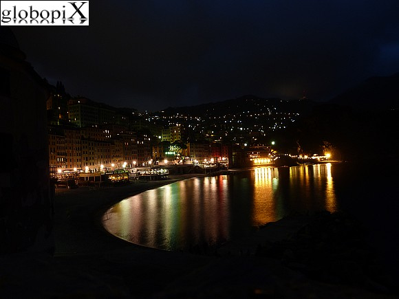 Camogli - Camogli by night