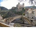 Photo: The Dolceacqua Village