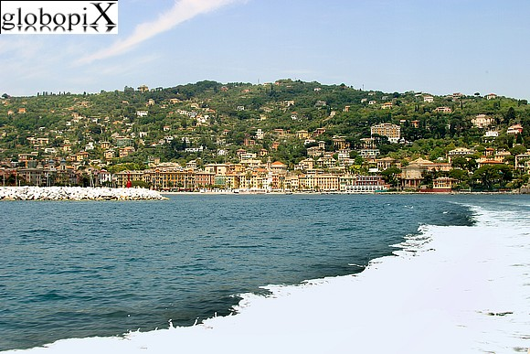 Santa Margherita - Panoramic view of Santa Margherita
