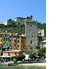 Photo: Torre Capitolare and castello di Portovenere