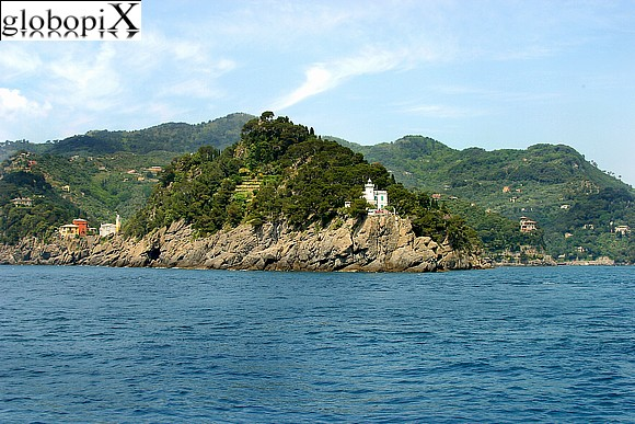 Portofino - Punta del Capo the lighthouse