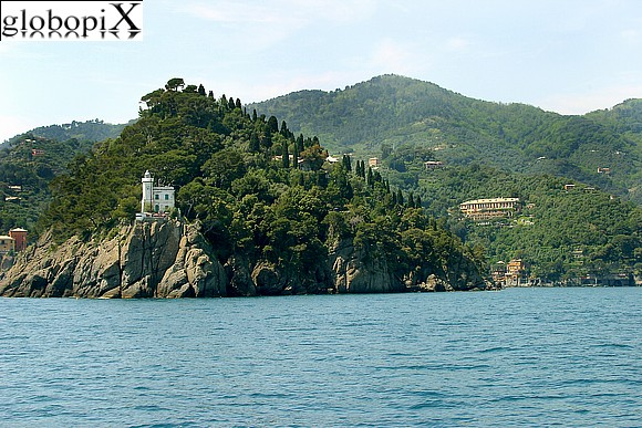 Portofino - Punta del Capo and the lighthouse