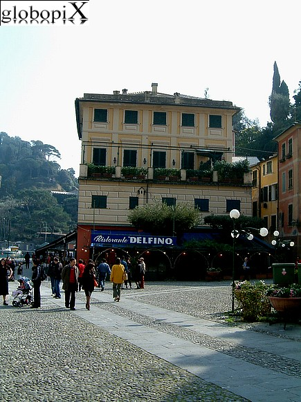 Portofino - The Piazzetta of Portofino