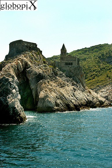Portovenere - View of S. Pietro