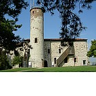 Photo: Il castello - Torre Mirabella e maschio visconteo