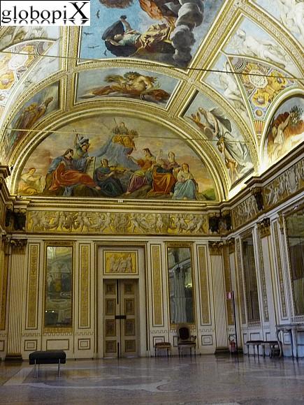 Mantova palazzo ducale musei d 39 italia finestre sull 39 arte - Sala degli specchi ...