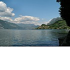 Photo: Panorama of Lago dIseo