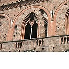 Photo: A window of Castello Visconteo