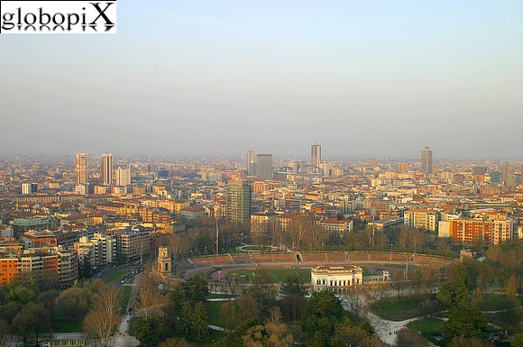 Milan - The Arena
