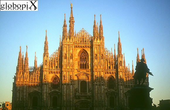 Milan - The Duomo of Milan
